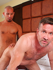 Two gay stars Antonio Biaggi and Matt Sizemore