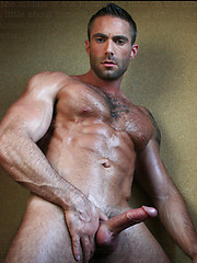 Businessman Jake Genesis orders up escort JD Phoenix like a dirty martini