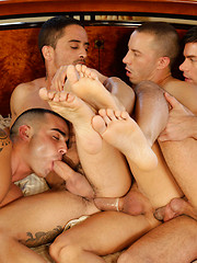 Hot gays groupsex orgy