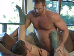 Falcon Studios - Andrew Justice & Leo Sweetwood
