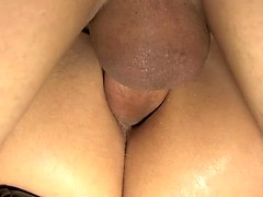He loves the feeling of a thick cock ramming him bare.