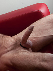 The horny studs fuck-session and triple-fucking each other