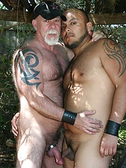 Furry fucker Mac Brody and hungry Latino Tony Rivera